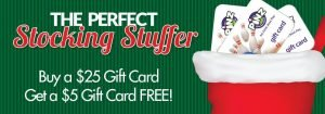 Giftcards 2015