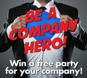 Be Your Company Hero!