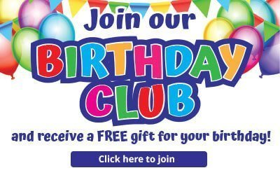 Birthday club at Pinz Bowling Center