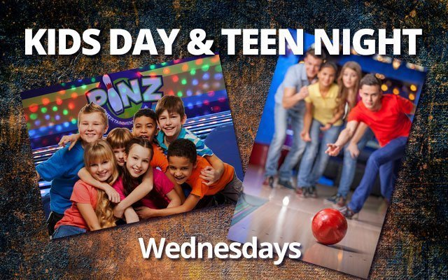 Kids Day & Teen Night