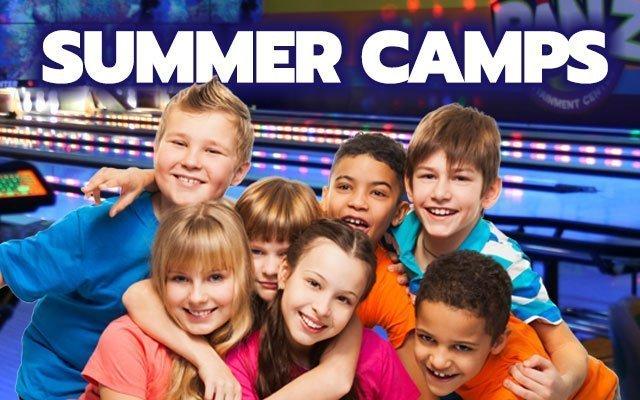 Summer Camps at Pinz Bowling Center