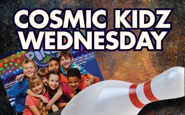 Cosmic Kids Wednesday Special at Pinz