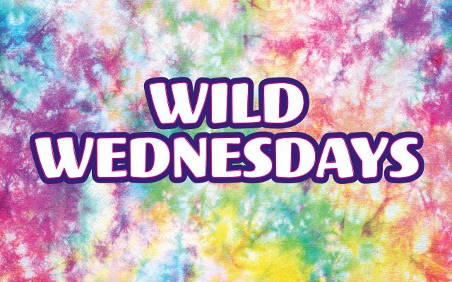 Wild Wednesday Special Graphic